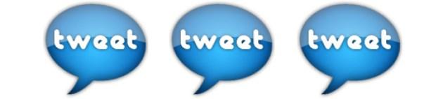 44 Twitter Icon Set