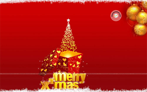 merry christmas wallpaper graphics