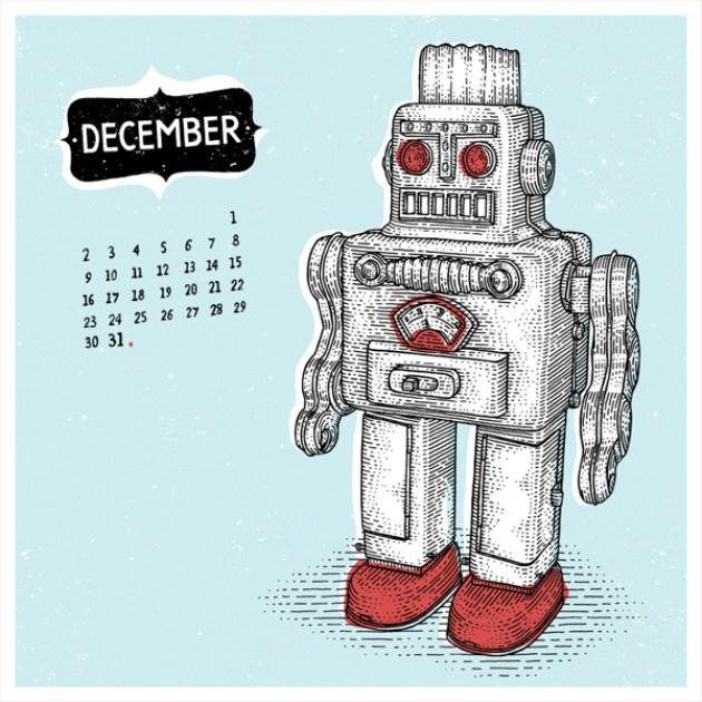 The Calendar 2013