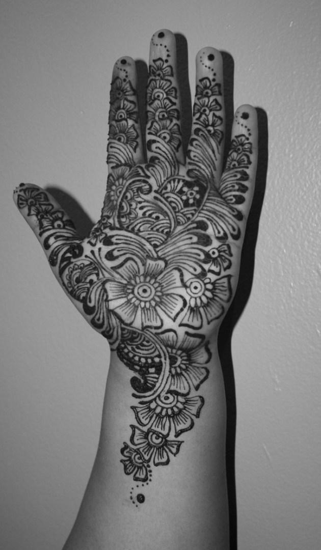 Henna Designs for Hands