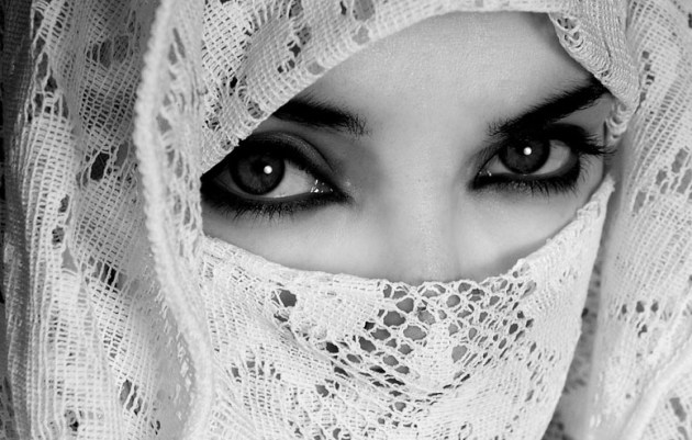 Beauty Behind The Veil