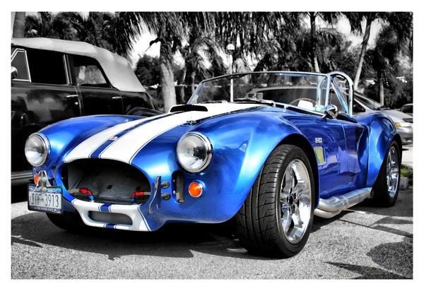 Blue Cobra HDR