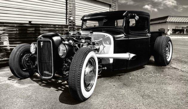 Hot Rod I - Ford