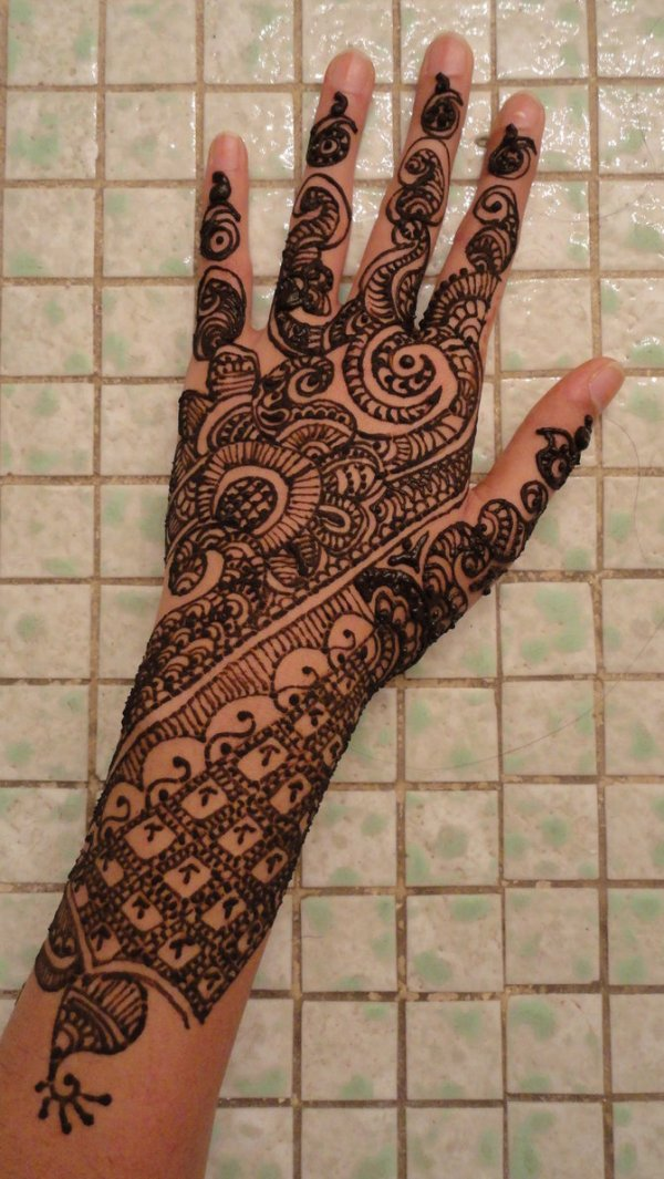 Midnight Henna