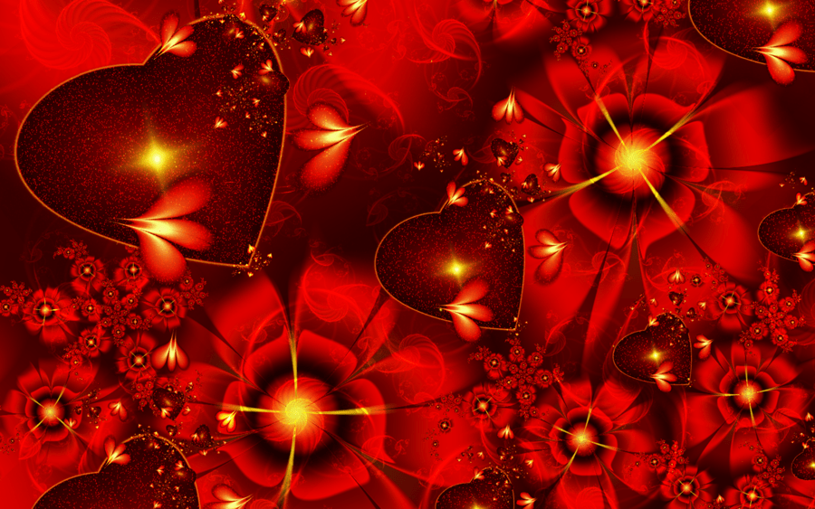 45 beautiful free valentines day wallpapers for desktop entertainmentmesh - Background for valentine pictures ...
