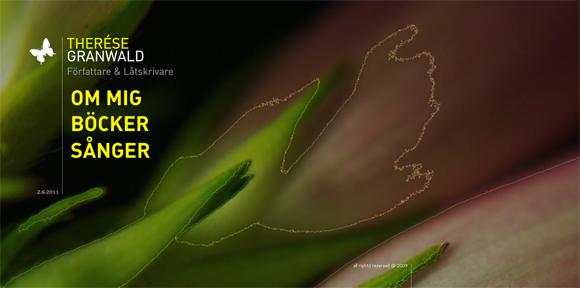 Green Website Design - Granwald