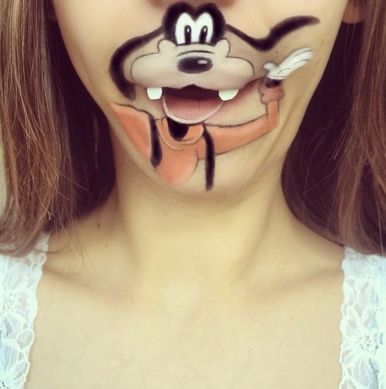 Lip Art Laura Jenkinson