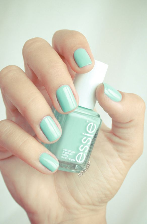 20+ Beautiful Color Nails That Will Shine All Summer Season 2015 ...
