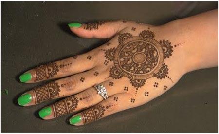 best henna mehndi designs 2015