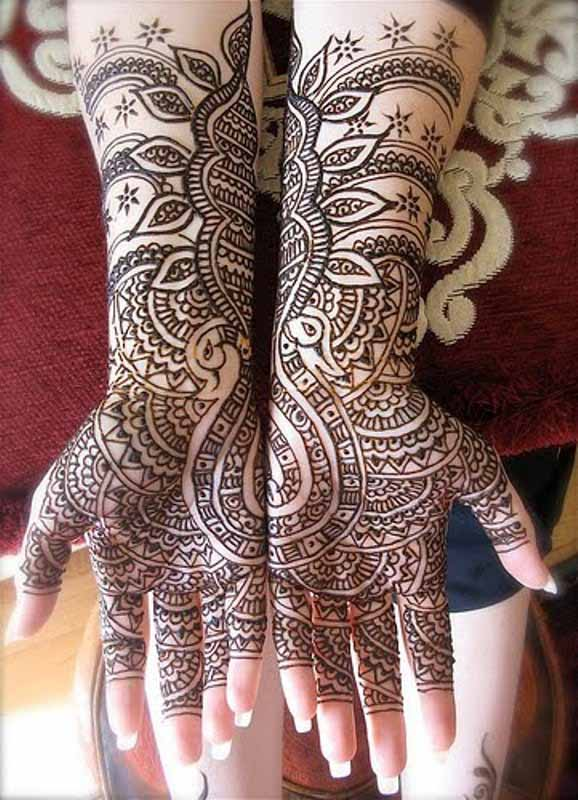 arabic henna mehndi designs for hands