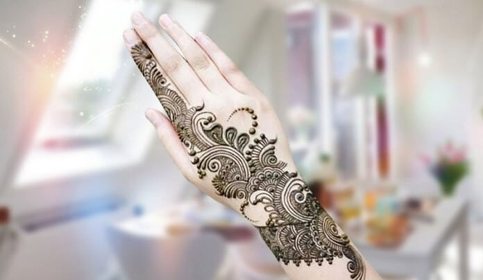 New beautiful hand henna mehndi design ideas for 2017 bail mehndi design photo creditbest stylo thecheapjerseys Choice Image