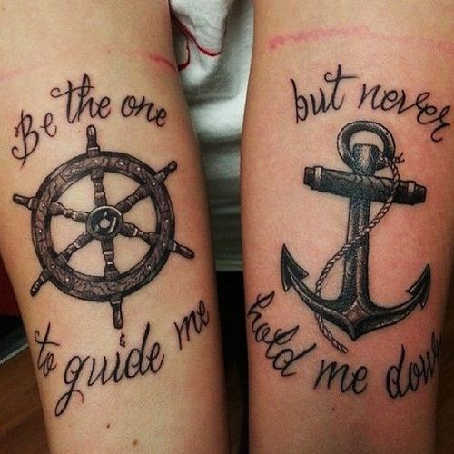 25 Best Friendship Quote Tattoos For Your Next Ink Entertainmentmesh