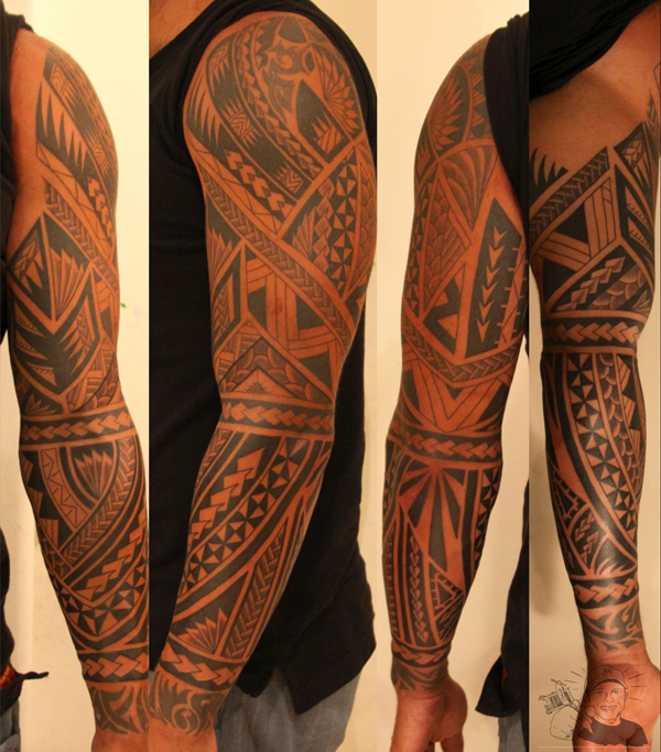 25 Awesome Arm Tattoo Ideas For Black Men Entertainmentmesh