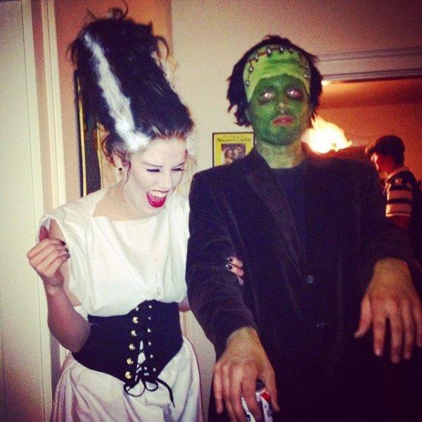 classic halloween costume