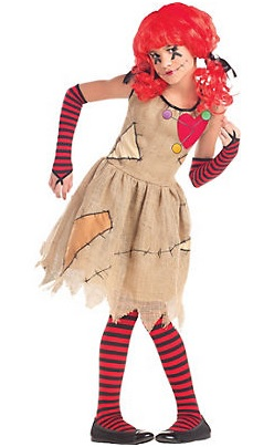15-Horror Halloween Costumes for Girls
