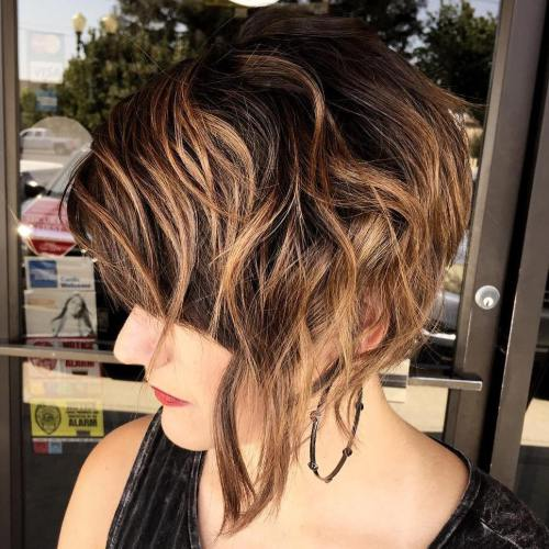 16-short-asymmetrical-wavy-hairstyle