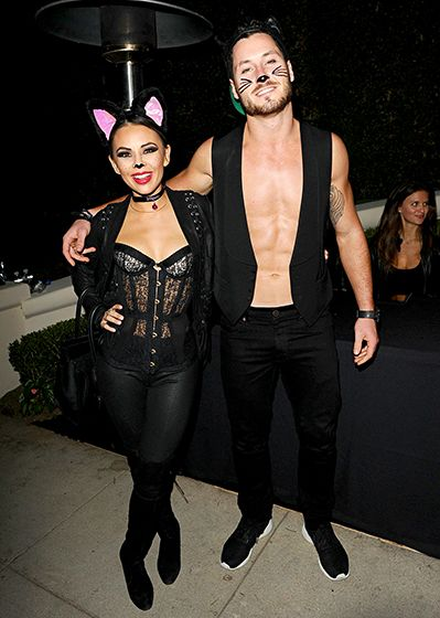 DIY cute Funny Couples Halloween Costume Ideas
