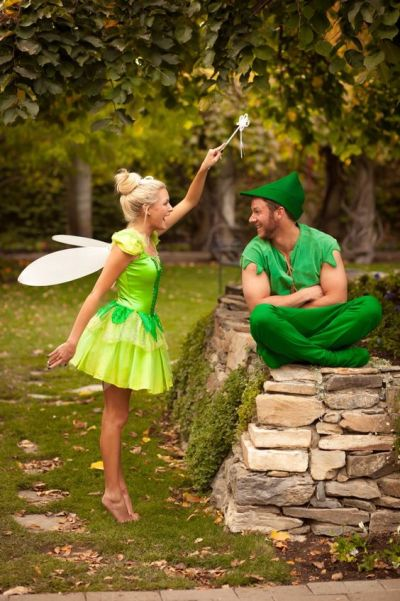 DIY cute-Funny Halloween Costume Ideas for couples