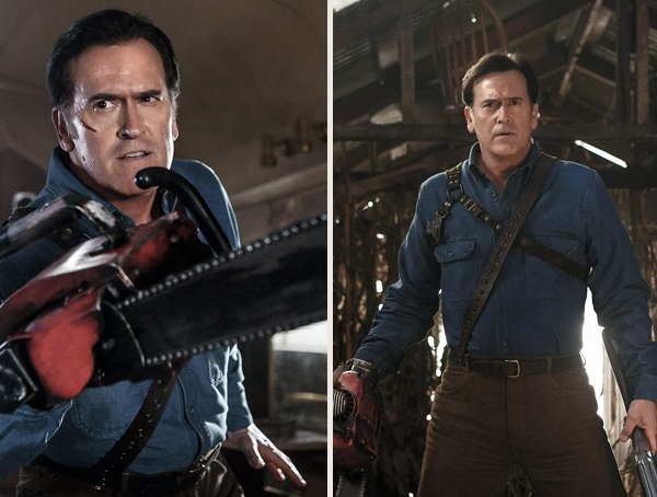 Evil Dead Ash Williams Cool Halloween Costume