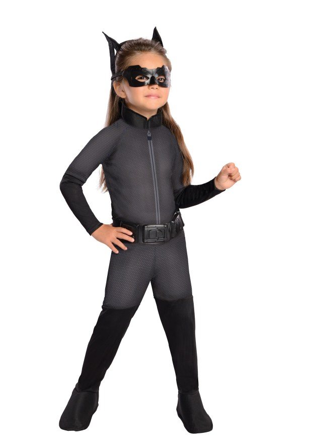 catwoman toddlers halloween costume