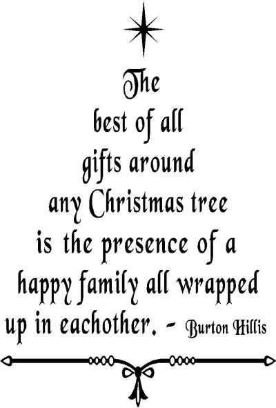 Christmas sayings quote image