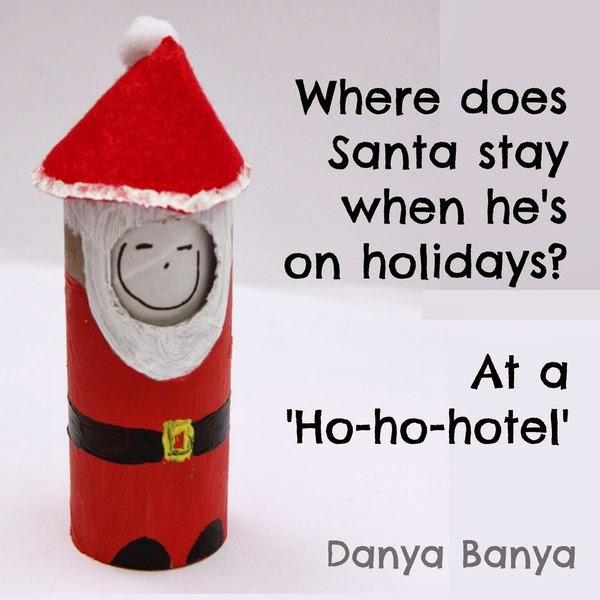 Santa Claus Jokes for Children