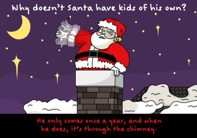 Santa Joke Funny
