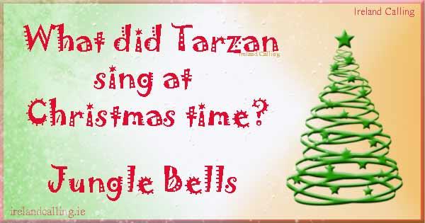 easy Christmas jokes for kids