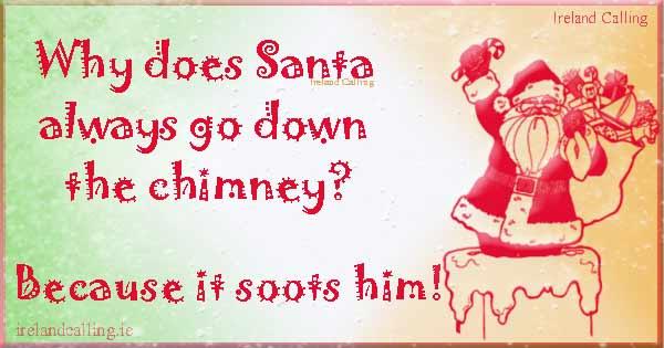 sweet santa jokes for kids