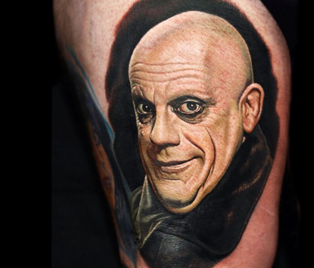 Nikko Hurtado tattoo design works