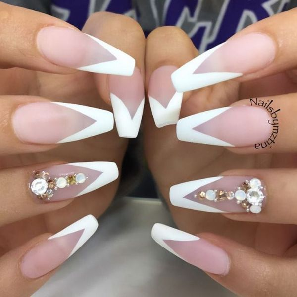 Triangular Nails