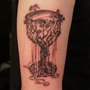 chalice tattoo