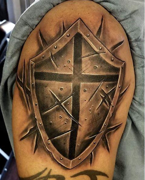 f5d134984 29 Best Christian Tattoo Designs for Men and Women | EntertainmentMesh