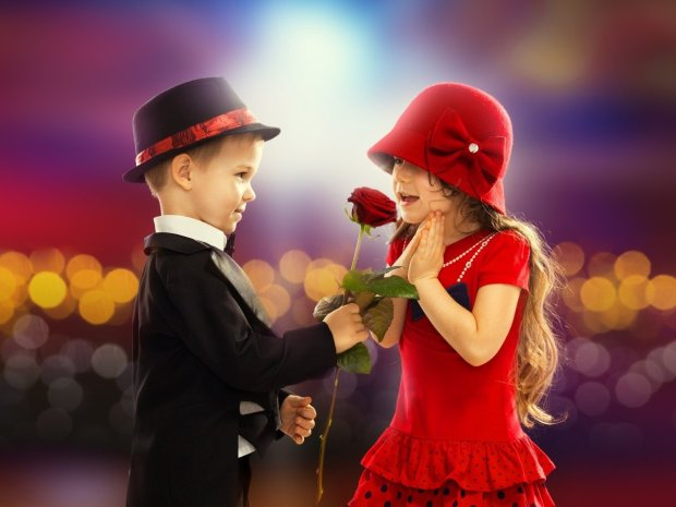 cute romantic hd wallpaper