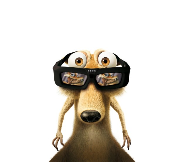 ice age funny 3d wallpaper