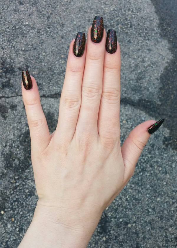lacquer nails