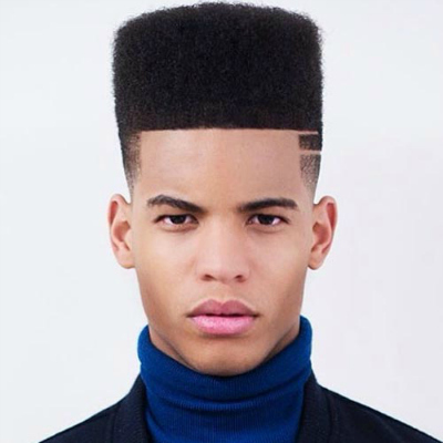 Very High Flat Top Hair Designs