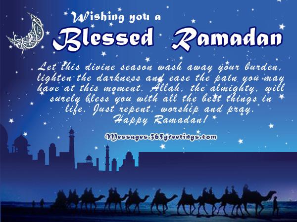 happy ramadan wishes greetings