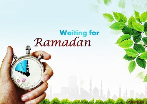 waiting for ramadan