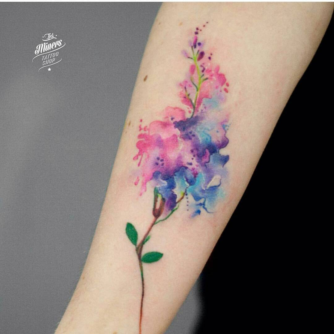 How Long Will Your Watercolor Tattoo Last? - Joel Wright Art