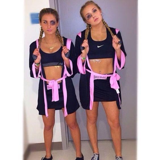 25 Classic College Girls Halloween Costume Ideas