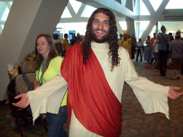 jesus halloween costume ideas for long hair males