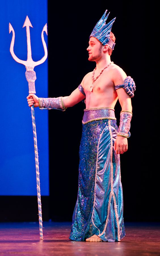 king triton cosplay costume ideas