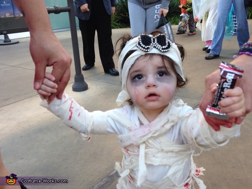 mummy baby halloween outfits