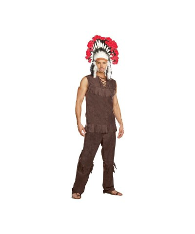 native american halloween costume ideas for men with long hair