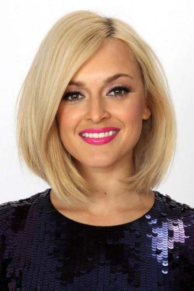 side swept angled bob bangs for long hair