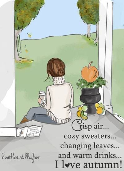 i love autumn quotes