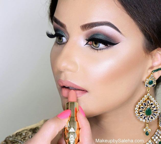 Indian bridal wedding makeup step by step guide