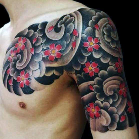 Top 10 Flower Tattoos For Men Entertainmentmesh