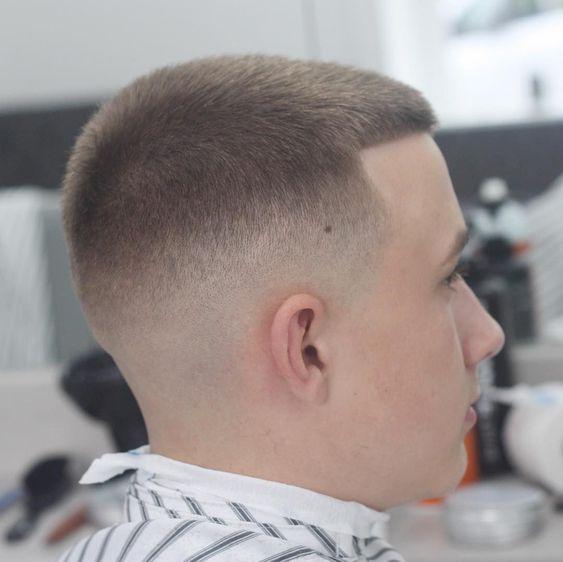 men undercut fade haircut